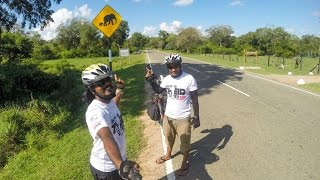 Cycling around Srilanka :) 1400km in 11days :) short Vlog :)