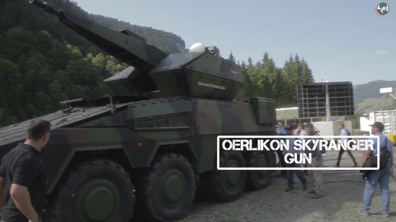 This is not Maxim. This is Rheinmetall ST61