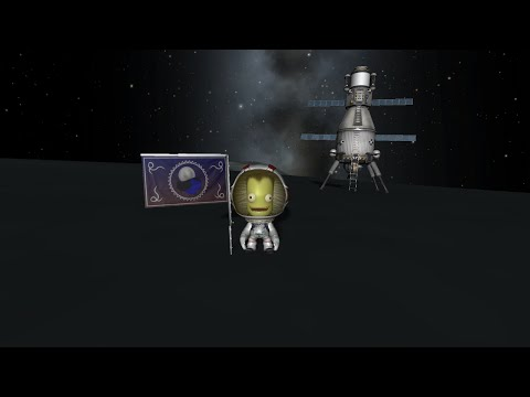 Kerbal Space Program, Part 45: Dangerous Landing