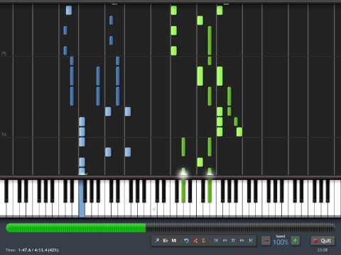 Hatsune Miku - World is Mine (Piano)