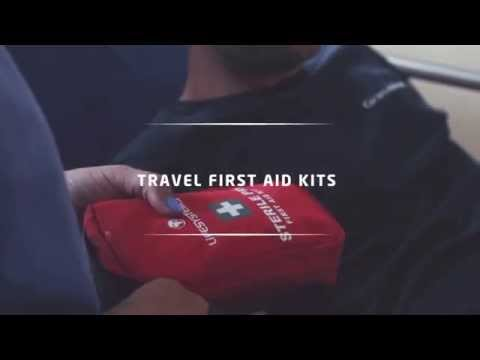 Lifesystems Travel First Aid Kits