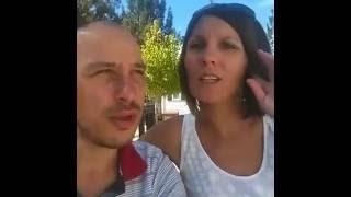 Facebook live - Camping Orbitur de Valverde (Près de Lagos au Portugal)