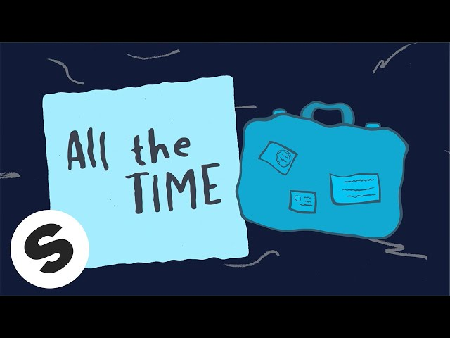 Marc Benjamin - All The Time (Official Lyric Video)