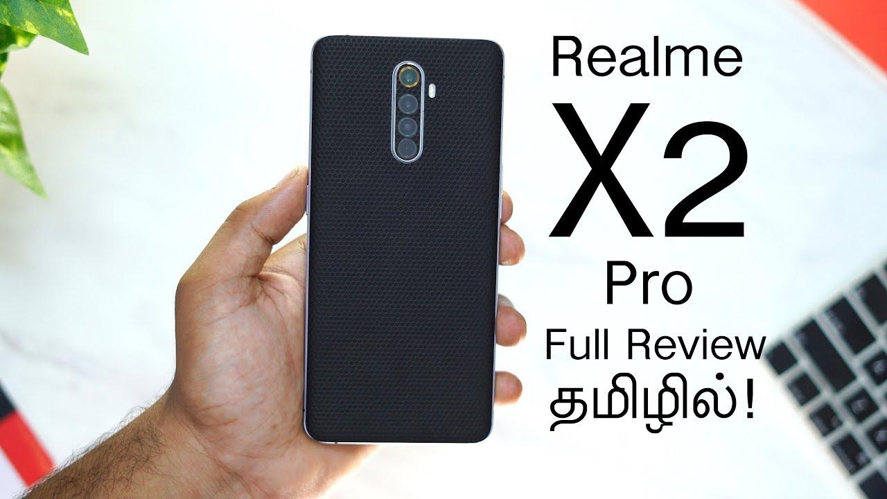 Realme X2 Pro Full In Depth Review In Tamil Youtube