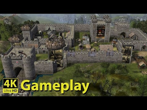 Stronghold 2: Steam Edition - 4K GAMEPLAY