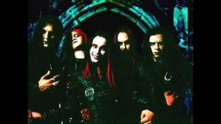 Cradle of Filth - Dusk And Her Embrace Album Songs