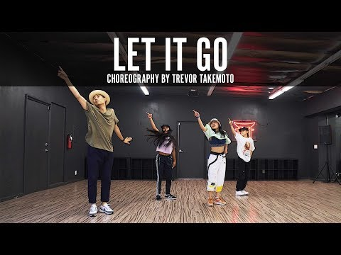 "Keyshia Cole ft. Missy Elliot ""Let It Go"" Choreography by Trevor Takemoto"
