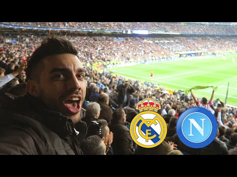 Real Madrid 3-1 Napoles | SUPER VLOG | DjMaRiiO