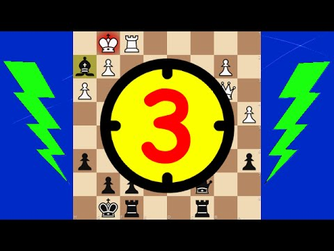3-second Speed Chess Tournament [197]