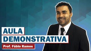 Vídeo 01 - Legislação do MTE - Questões - Prof. Fábio Ramos