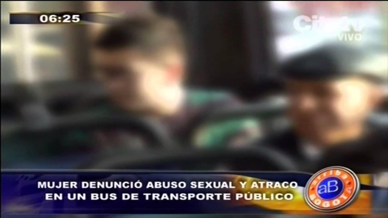 mujer asaltada sexualmente video