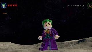 LEGO Batman 3: Beyond Gotham - All DC Supervillains & Villains Characters + Free Roam Gameplay [HD]
