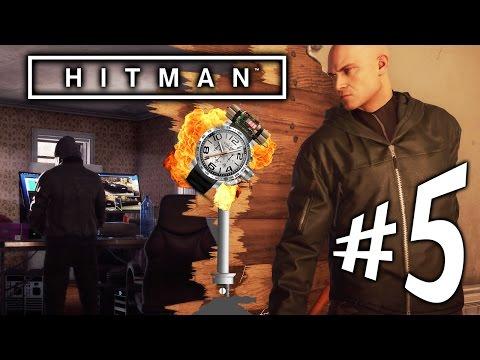 HITMAN - Episódio 5: Acidentes Sinistros no Colorado! [ PC - Playthrough PT-BR ]