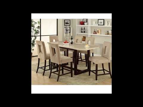 Counter Height Dining Sets  Counter Height Dining Sets RoundCounter Height Dining Sets 7 Piece