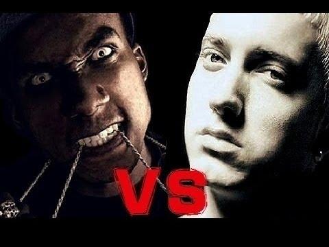 Hopsin VS. Eminem