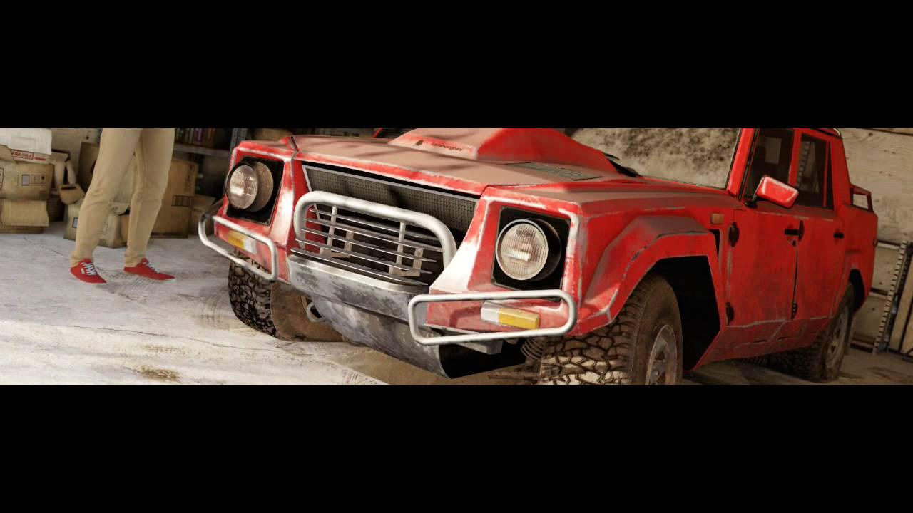 Forza Horizon 3 Barn Find 4 1986 Lamborghini Lm 002 Youtube