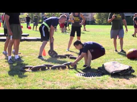 Marine Corps RSS Roseville & Basic Training - Grunt Games II