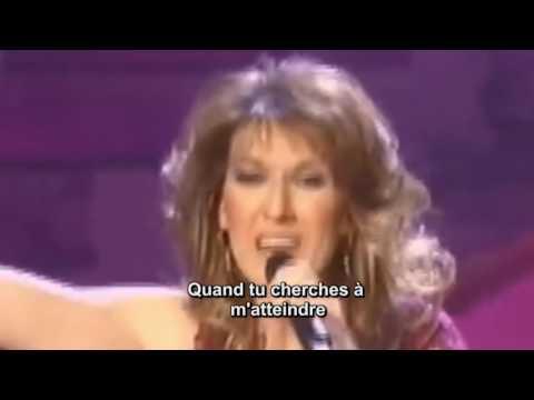 Celine Dion I'm Alive Traduction paroles Française