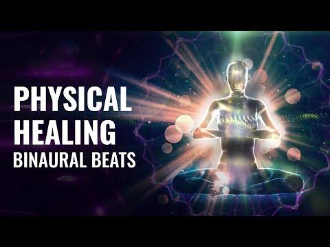 Physical Healing Binaural Beats: Full Body Healing, Heal Wounds, Faster Healing Miracle Tone