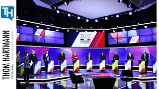 Is the French Election as Unpredictable as 2016 In the US? (w/Guest Cole Stangler)