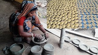 Cottage industries of Bangladesh।How to make cottage industry with soil। Banglai Kuthir Silpo।