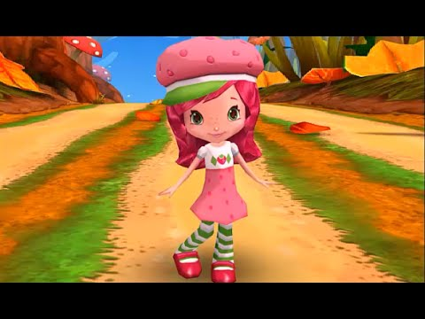 Strawberry Shortcake Berry Rush iPad Gameplay HD #2