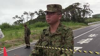 奄美大島での日米軍事訓練に反対する