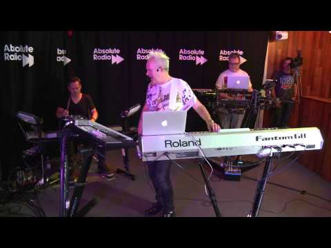 Howard Jones performs 'New Song' for Absolute Radio