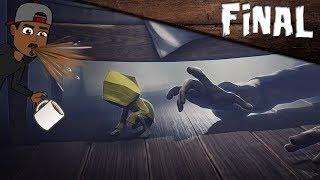 Video de Little Nightmare Gameplay Walkthroug en español FINAL