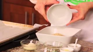 Lemon Rosemary Turkey Fingers