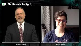 """Music of Chilliwack Tonight:  """"Laura Koch - Sailor"""""""