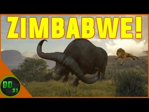 I've Never Seen This BEFORE!!!  *Africa*  Call Of The Wild