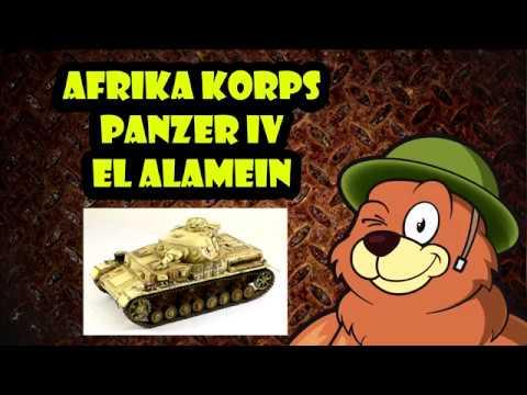 BUILD, PAINT & WEATHER - 1/35 DML PANZER IV (f) AFRIKA KORPS