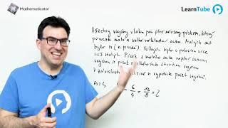 MATURITA Z MATIKY - 10. ŘEŠENÝ PŘÍKLAD - Matematizace