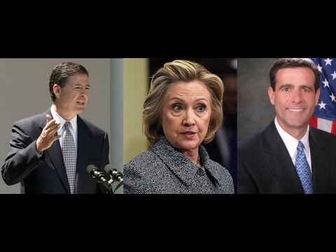 John Ratcliffe Explodes On FBI Director James Comey For Covering Up Hillary Clinton's Lies