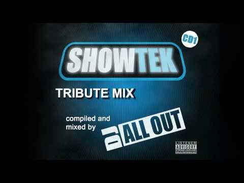 Showtek Tribute Mix - Part 1 - DJ All Out