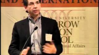 "2011 Princeton Colloquium Panel 2: ""Foreign Direct Investment and Trade"""