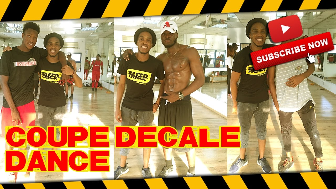 Nigeria Best Coupe Decale Choreography ( debordo Leekunfa Aperitif Yamoukudi)
