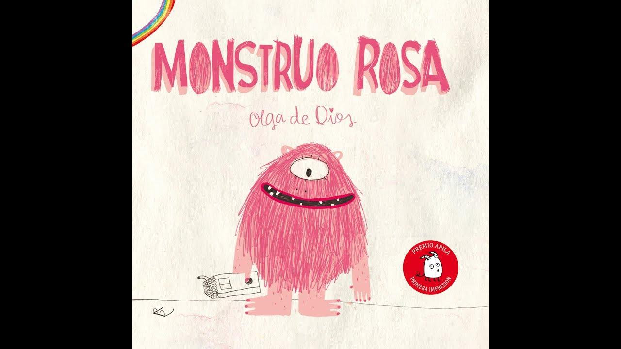 Cuento Monstruo Rosa De Apila Ediciones Youtube