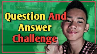 Gambar cover Question And Answer Challenge  || laptrip ||