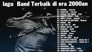 Padi , Sheila On 7 , Slank , Cokelat, Jamrud , Letto  LAGU SPESIAL TAHUN 2000AN