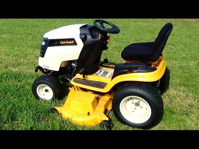 Cub Cadet Sltx 1054 Lawn Tractor Cub Cadet Lawn Tractors Cub