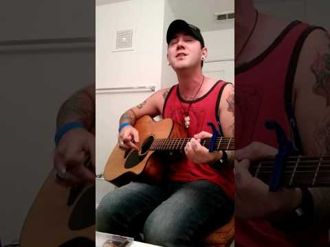 "Kane Brown ""What Ifs"" Acoustic - Myles Nelson Cover."