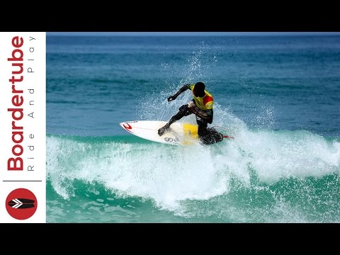 Surfing In Dakar Senegal by Boardertube