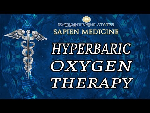 Hyperbaric Oxygen Therapy (Increase Oxygen)