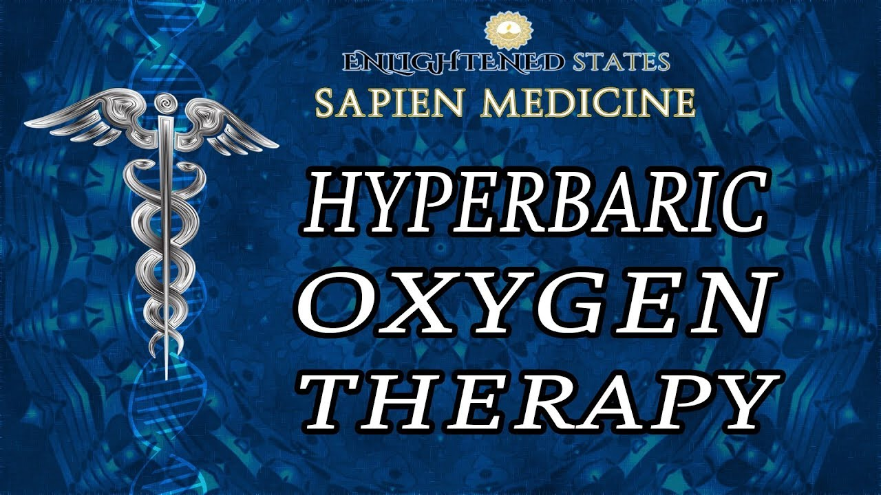 Hyperbaric Oxygen Therapy(Increase Oxygen)|Enhance your body's natural healing process| Video