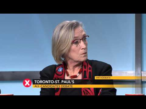 Toronto - St. Paul's Debate - 2015 Federal Elections - The Local Campaign, Rogers TV