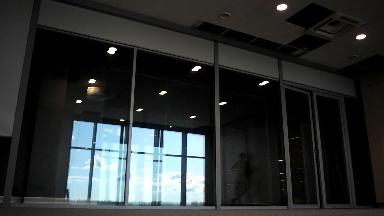 большие рулонные шторы с электроприводом купить недорого