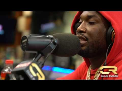 Dj Clue Meek Mill Interview On Power 105.1 Desert Storm Radio/Clue Radio Wins And Losses