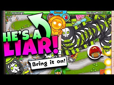 HE LIED TO ME :: BLOONS TD BATTLES :: LATE GAME